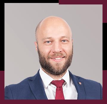Dawid Mioduszewski - Trener Narodowy BNI