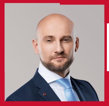 Mateusz Bacański - Wiceprezes Zarządu BNI Polska